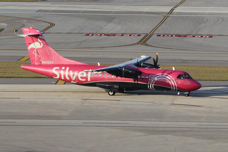 Silver Airways (3M) N400SV ATR42-600 [cn1214]