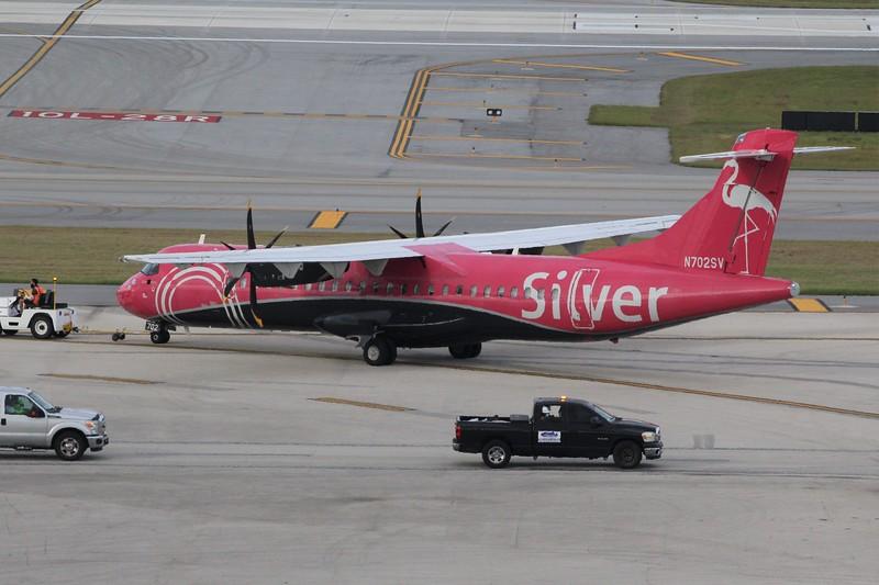 Silver Airways (3M) N702SV ATR72-212 [cn1553]