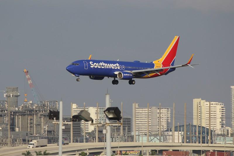 Southwest Airlines (WN) N8549Z B737-8H4 [cn63597]