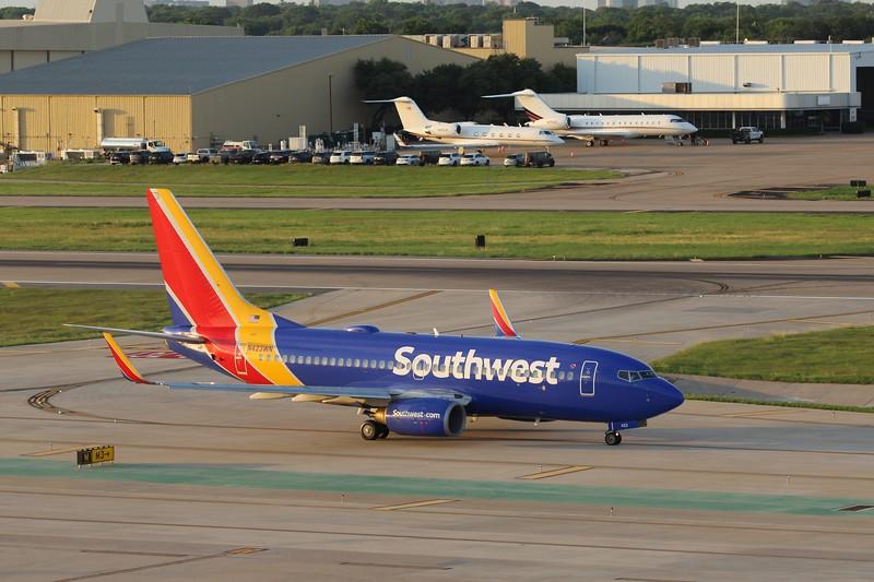 Southwest Airlines (WN) N423WN B737-7H4 [cn29827]