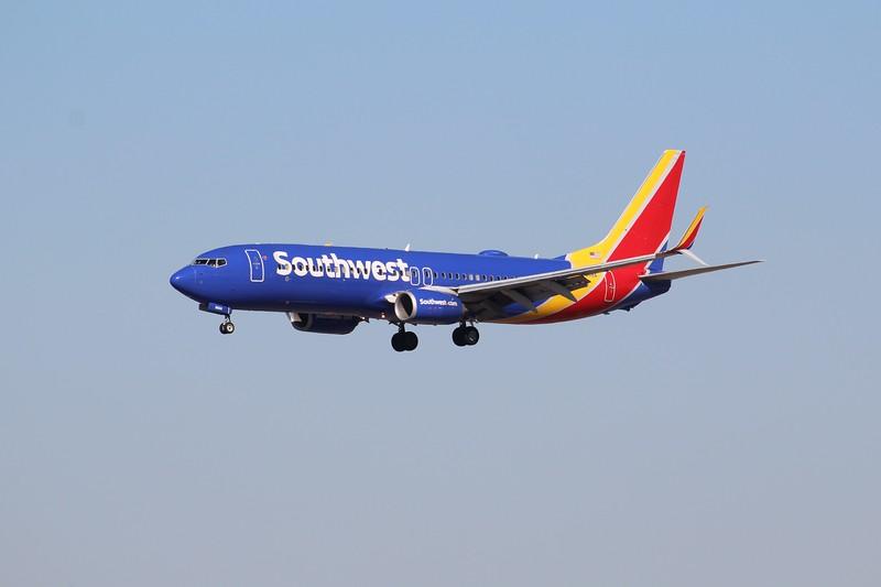 Southwest Airlines (WN) N8668A B737-8H4 [cn36903]