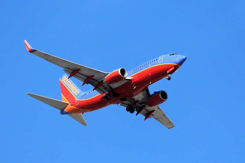 Southwest Airlines (WN) N7812G B737-76N [cn32582]