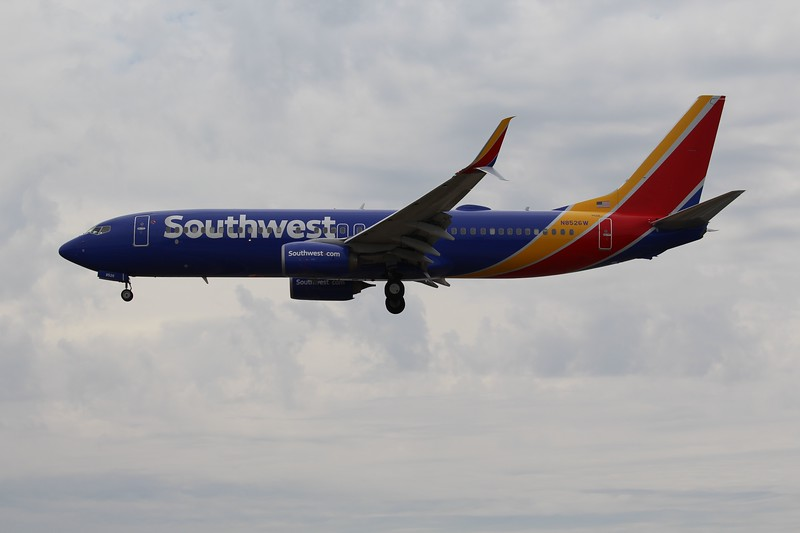 Southwest Airlines (WN) N8526W B737-8H4 [cn36972]