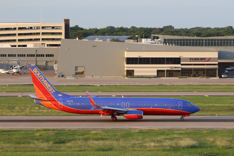 Southwest Airlines (WN) N8630B B737-8H4 [cn42521]