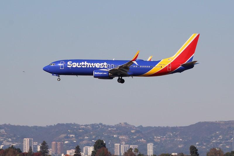 Southwest Airlines (WN) N8538V B737-8H4 [cn63586]