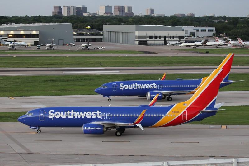 Southwest Airlines (WN) N8315C B737-8H4 [cn38811]