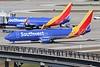 Southwest Airlines (WN) N8523W & N8525S B737-800's [cn36969 & 36949]