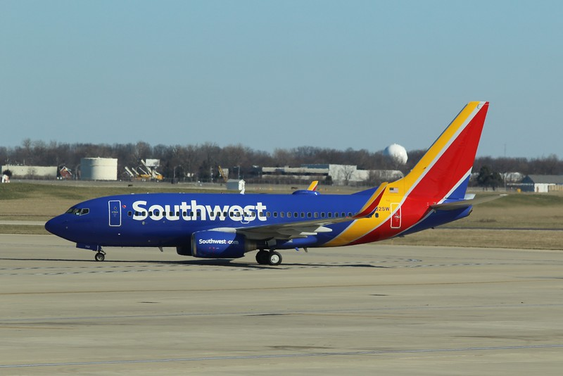 Southwest Airlines (WN) N732SW B737-7H4 [cn27864]