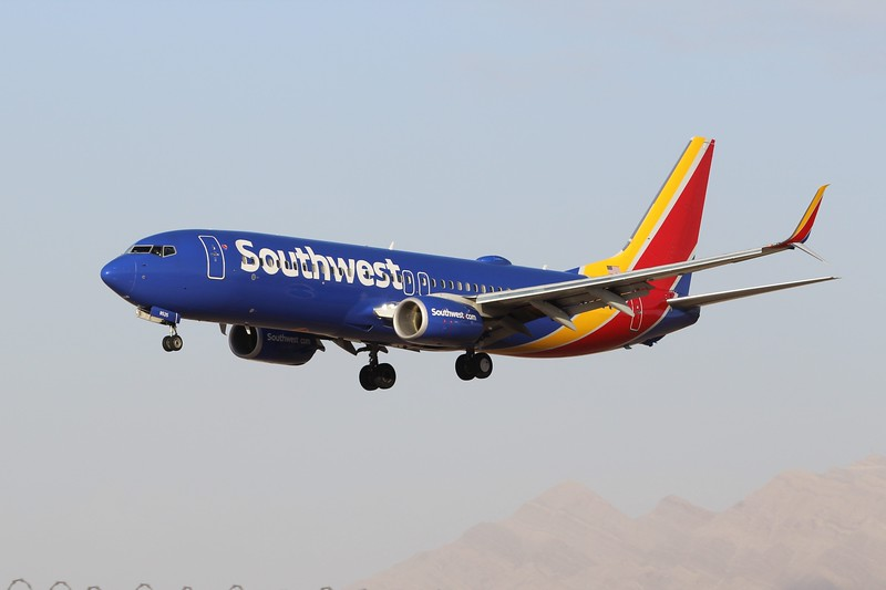 Southwest Airlines (WN) N8525S B737-8H4 [cn36949]
