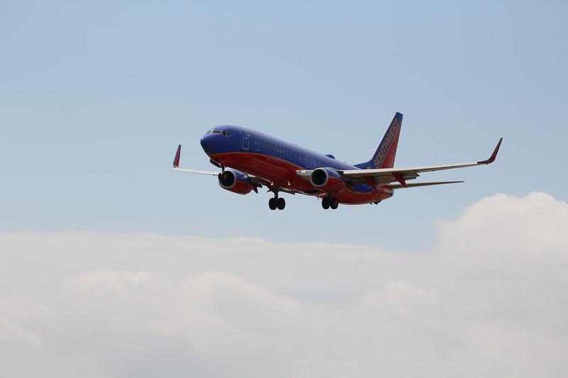 Southwest Airlines (WN) N8650F B737-8H4 [cn36909]