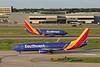 Southwest Airlines (WN) N8694E B737-8H4 [cn36661] & N443WN B737-7H4 [29838]
