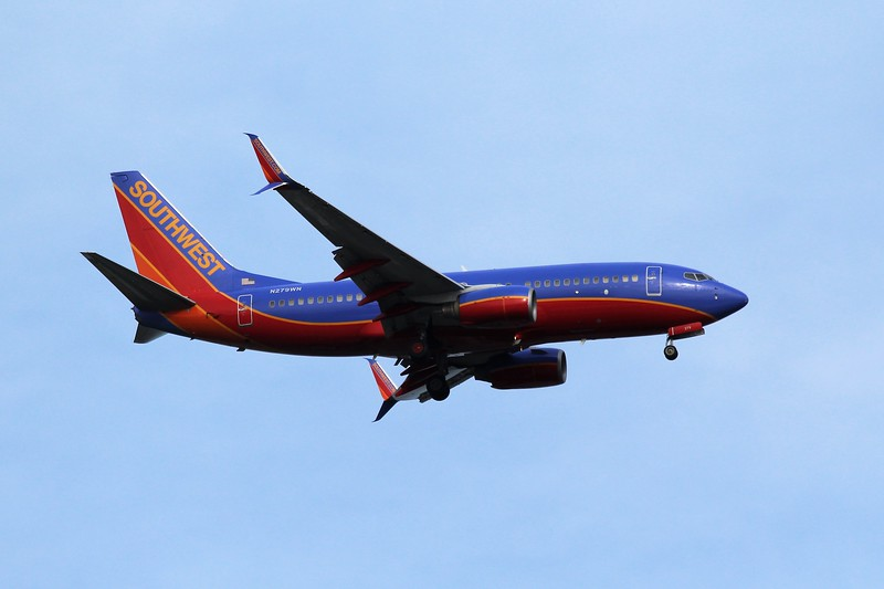 Southwest Airlines (WN) N279WN B737-7H4 [cn32532]