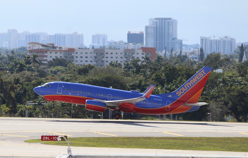 Southwest Airlines (WN) N260WN B737-7H4 [cn32518]