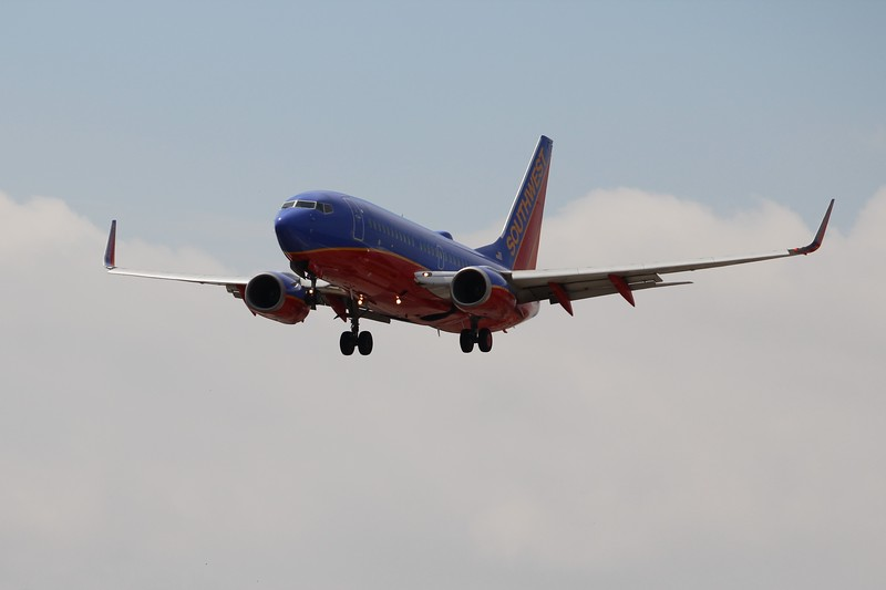 Southwest Airlines (WN) N7736A B737-7BD [cn35109]