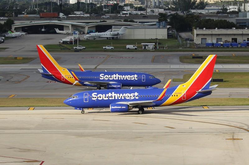 Southwest Airlines (WN) N418WN B737-7H4 [cn29823]