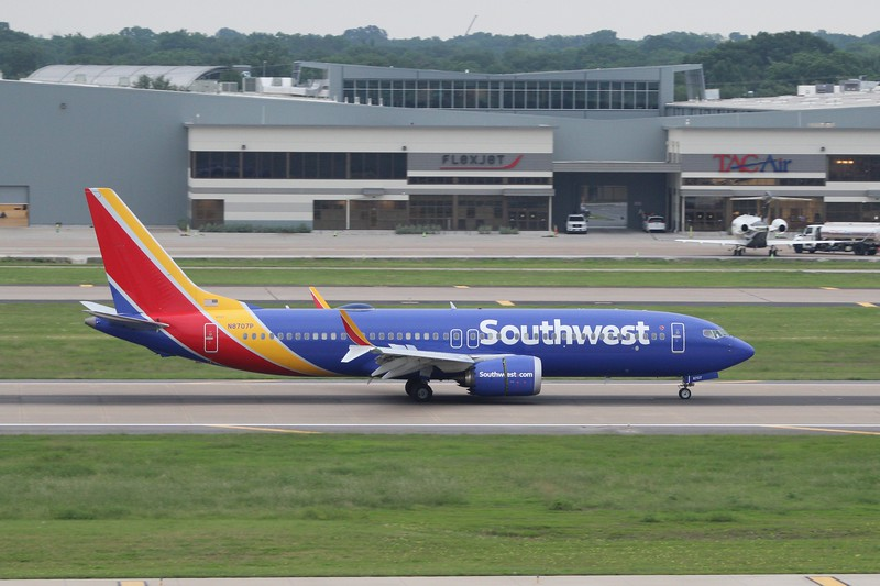 Southwest Airlines (WN) N8707P B737-8 MAX [cn36929]