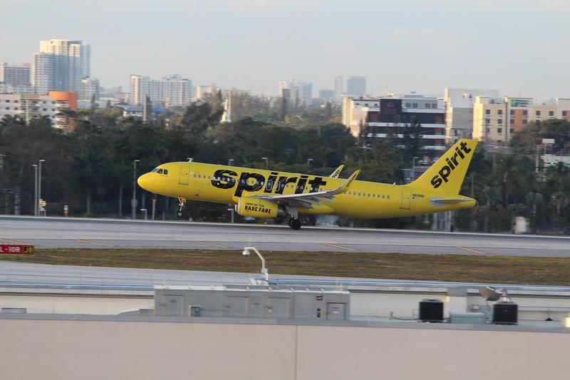 Spirit Airlines (NK) N619NK A320-232 [cn5517]