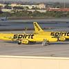 Spirit Airlines (NK) N504NK A319-132 [cn2473] & N683NK A321-231 [cn8114]