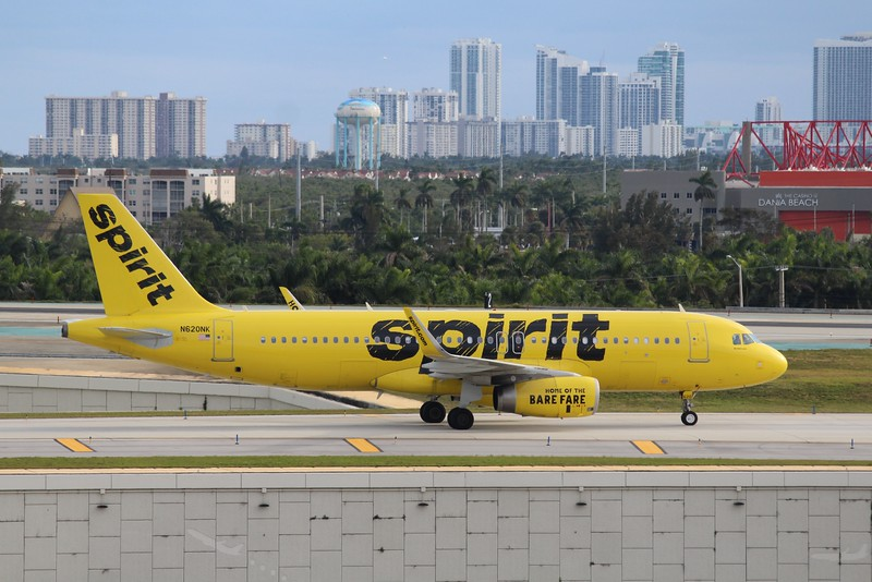 Spirit Airlines (NK) N620NK A320-232 [cn5624]