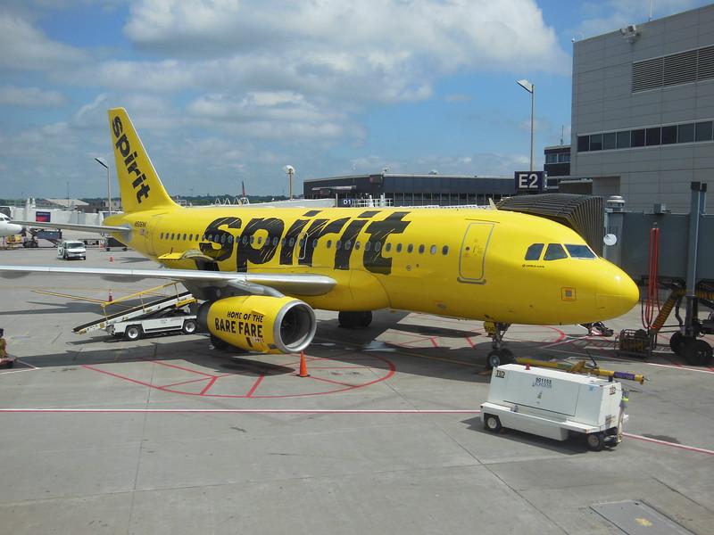 Spirit Airlines (NK) N506NK A319-132 [cn2490]