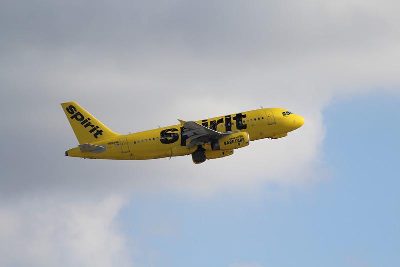 Spirit Airlines (NK) N504NK A319-132 [cn2473]