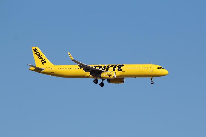 Spirit Airlines (NK) N677NK A321-231 [cn7690]