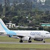 TAME Linea Aerea del Ecuador (EQ) HC-CGT A319-132 [cn 2659]