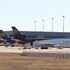 UPS United Parcel Service (5X) MD 11F & A300F4-622R line-up