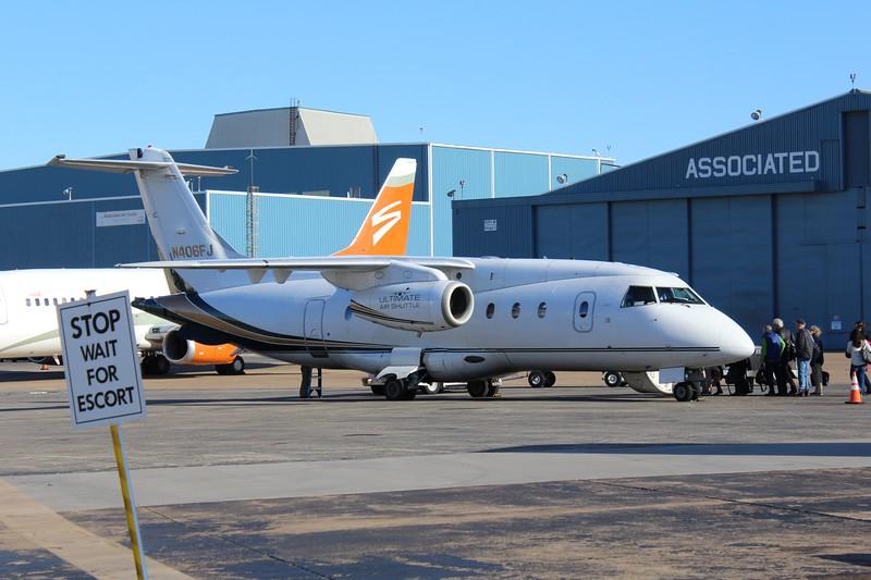 Ultimate Air Shuttle (UE) N406FJ Do328-310 [cn3156]