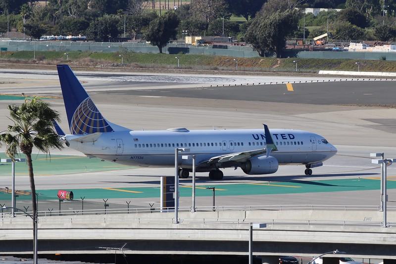 United Airlines (UA) N77536 B737-824 [cn62766]