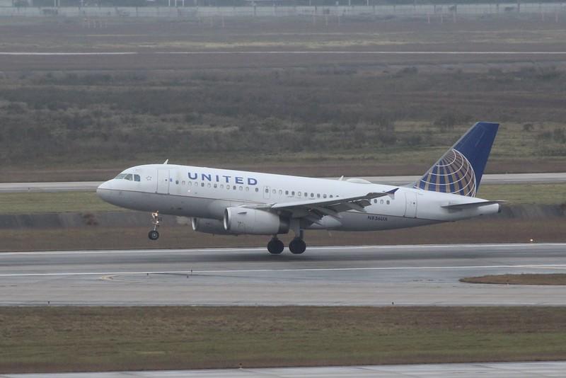 United Airlines (UA) N836UA A319-131 [cn1460]