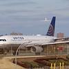 United Airlines (UA) N406UA A320-232 (cn454]