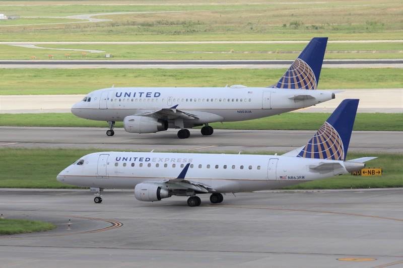 United Airlines (UA) N803UA A319-131 [cn748]