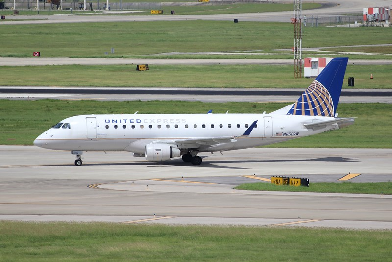 United Express/ Republic Airways (UA/YX) N652RW ERJ-170 SE [cn17000075]