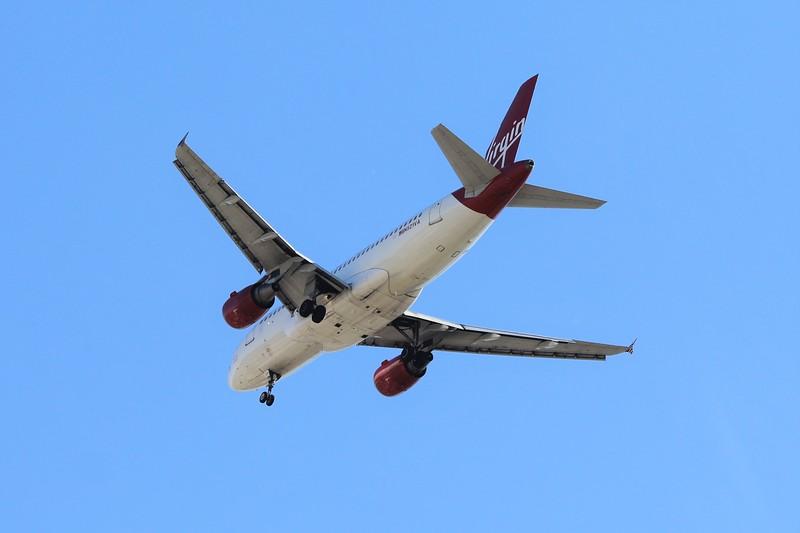Virgin America (VX) N521VA A319-112 [cn2773]