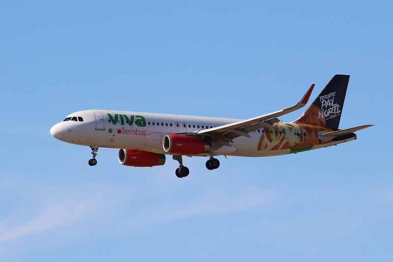 Viva Aerobús (VB) XA-VAX A320-232 [cn8024]