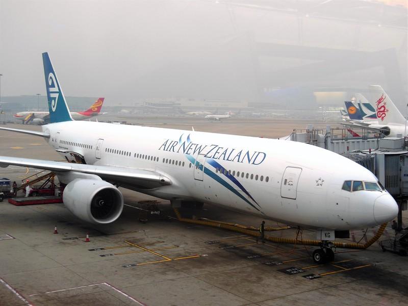 Air New Zealand (NZ) ZK-OKG B777-219 ER [cn29403]
