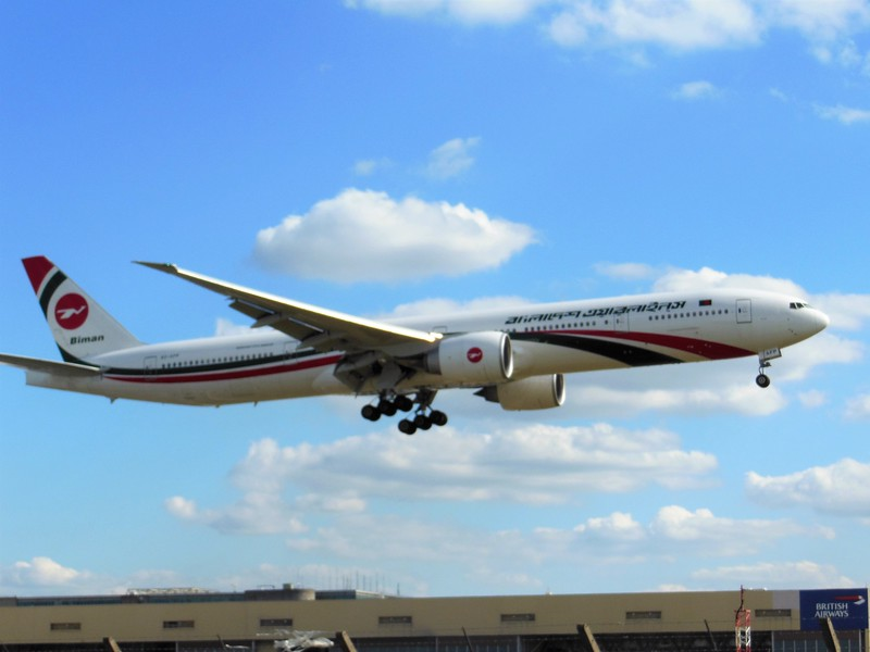 Bangladesh Biman Airlines (BG) S2-AFP B777-3E9 ER [cn40123]