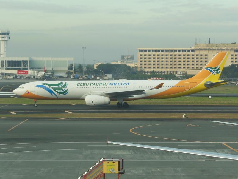 Cebu Pacific Airlines (5J) RP-C3345 A330-343 [cn1552]