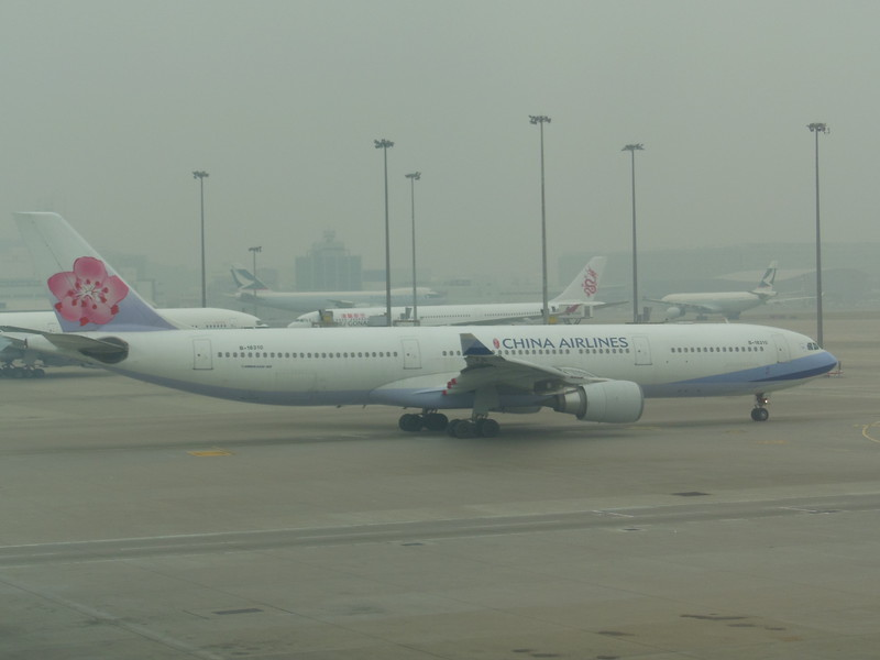 China Airlines (CI) B-18310 A330-202 [cn714]