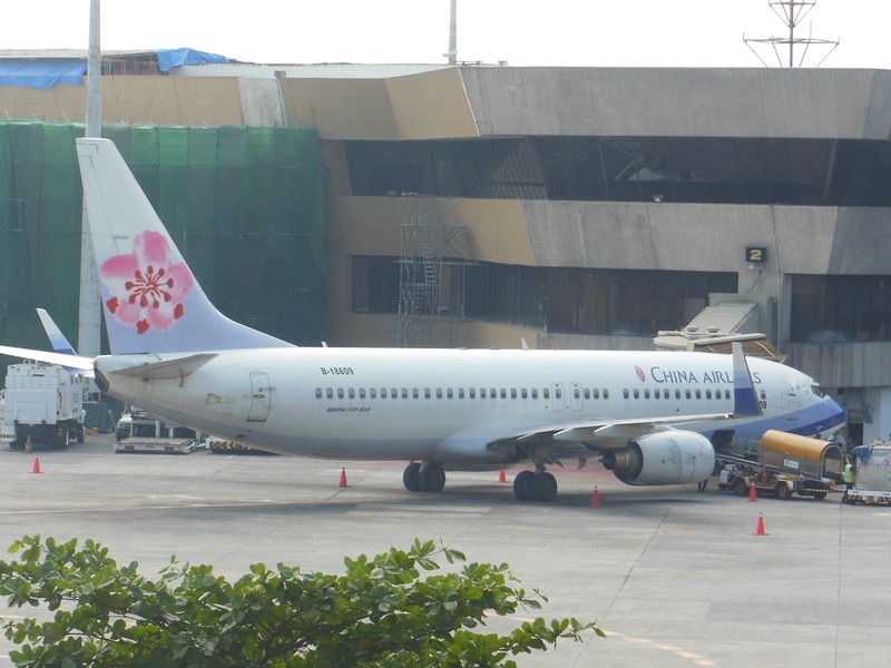 China Airlines (CI) B-18609 B737-809 [cn28407]