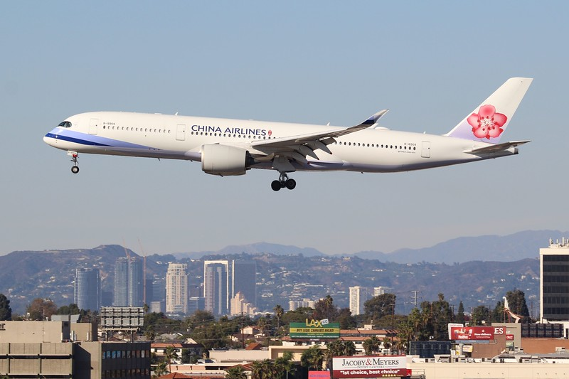 China Airlines (CI) B-18909 A350-941 [cn0138]