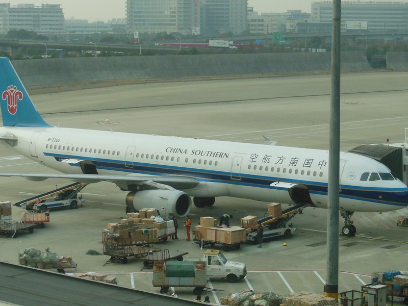 China Southern Airlines (CZ) B-2280 A321-231 [cn1596]