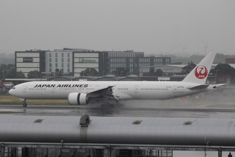 Japan Airlines (JL) JA731J B777-346 ER [cn32431]
