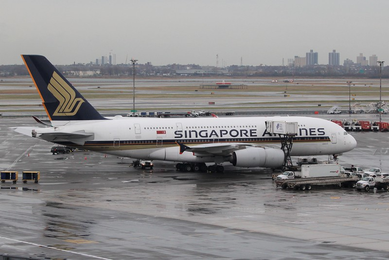 Singapore Airlines (SQ) 9V-SKH A380-841  [cn021]