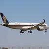 Singapore Airlines (SQ) 9V-SMF A350-941 [cn054]