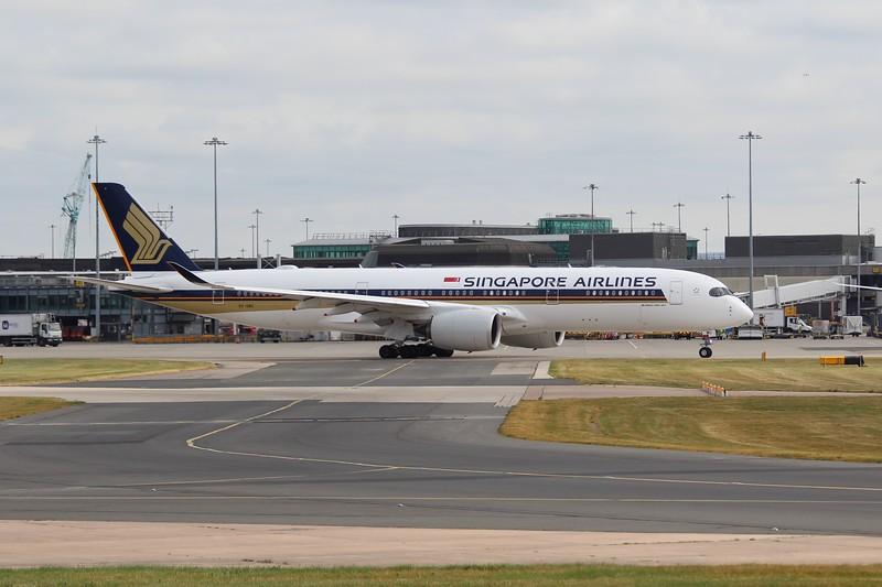 Singapore Airlines (SQ) 9V-SMU  A350-941  [cn186]