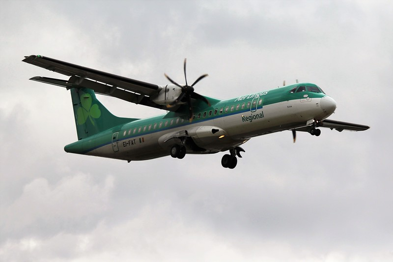 Aer Lingus (EI) EI-FAT ATR 72-212A [cn1097]