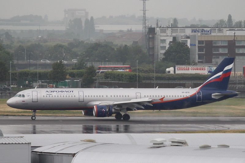 Aeroflot (SU) VP-BTR A321-211 [cn5913]