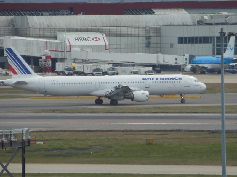 Air France (AF) F-GTAS A321-211 [cn3419]